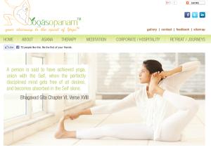 yogasopanam